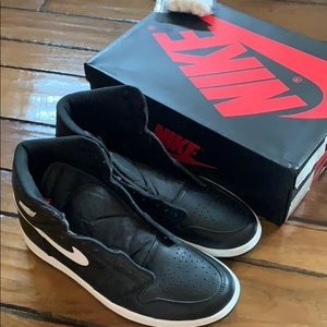 Nike air Jordan 1 retro yin yang black